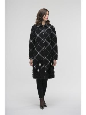Пальто Modern. Цвет: черный