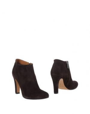Ботинки BIANCA DI. Цвет: темно-коричневый