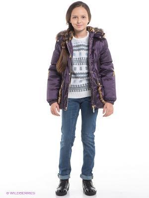 Куртка Kerry. Цвет: темно-фиолетовый