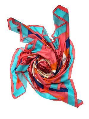 Платок Migura. Цвет: розовый, бирюзовый, желтый, оранжевый, синий