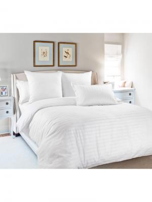 Комплект постельного белья ROMEO AND JULIET. Цвет: белый