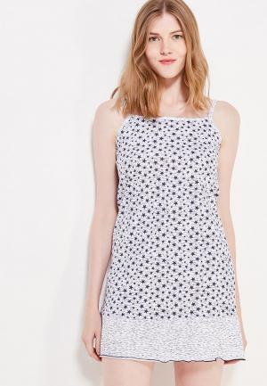 Сорочка ночная TrendyAngel. Цвет: белый