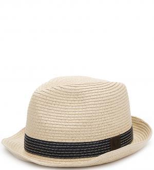 Шляпа Fred Perry. Цвет: бежевый