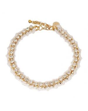 Ожерелье VENESSA ARIZAGA. Цвет: белый