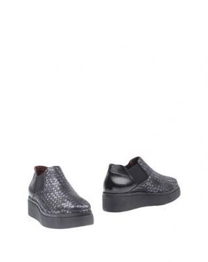 Ботинки ANGELA GEORGE. Цвет: черный