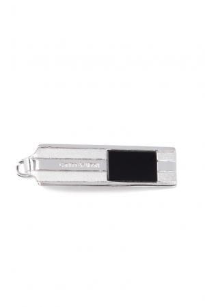 Зажим для галстука 133618 Carlos Albert. Цвет: серый