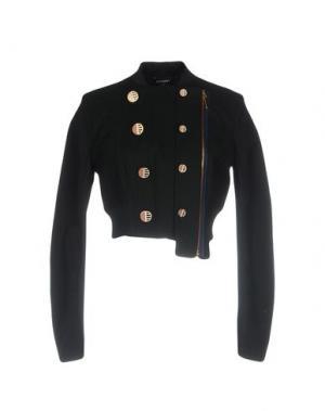 Куртка ANTHONY VACCARELLO NOIR. Цвет: черный