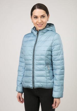 Куртка утепленная Ostrich. Цвет: голубой