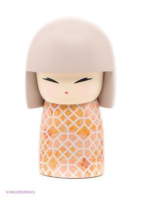 Кукла-талисман Чийоми Kimmidoll. Цвет: оранжевый