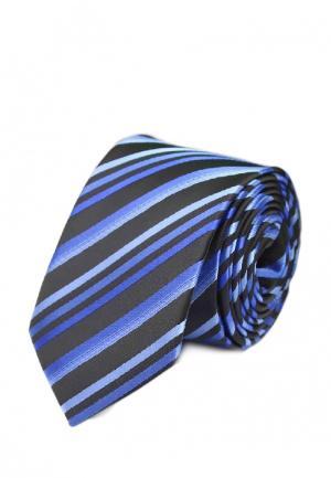 Галстук Churchill accessories. Цвет: синий