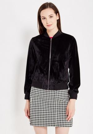 Куртка Compania Fantastica. Цвет: черный