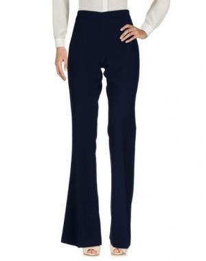 Повседневные брюки TWELVE-T. Цвет: синий
