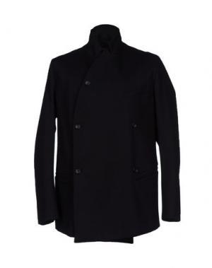 Пальто NERO INK. Цвет: черный