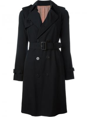 Пальто Spencer Moschino Couture Jean Paul Gaultier Vintage. Цвет: чёрный