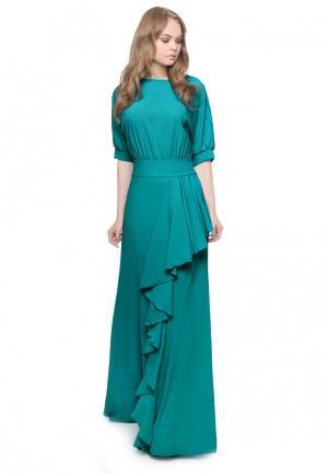 Платье Marichuell. Цвет: бирюзовый