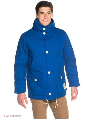 Куртка True Spin. Цвет: синий