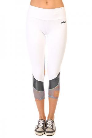 Леггинсы женские  New Zealand Legging White CajuBrasil. Цвет: белый