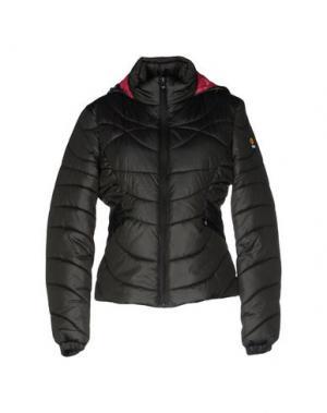 Куртка CIESSE PIUMINI. Цвет: свинцово-серый