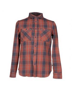 Pубашка ALTAMONT. Цвет: кирпично-красный