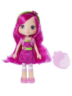 Игрушка Шарлотта Земляничка Кукла Малинка, 15 см, кор. The Bridge. Цвет: розовый