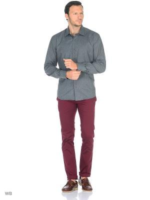 Рубашка Fayzoff-SA. Цвет: серый