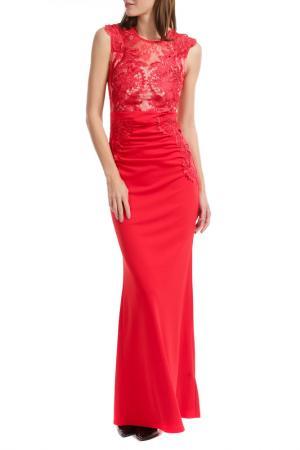 Платье LIPSY. Цвет: красный