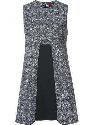 Платье Jacqueline Misha Nonoo. Цвет: чёрный