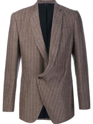Блейзер Camilla Vivienne Westwood Man. Цвет: коричневый