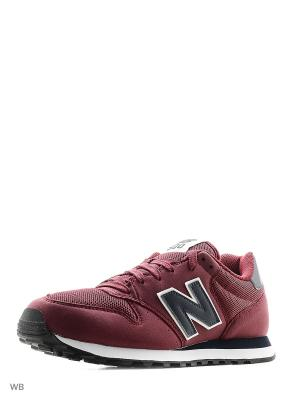 Кроссовки 500 New balance. Цвет: красный