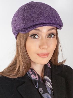 Кепка LORICCI. Цвет: фиолетовый