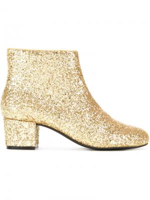 Ботинки Lucky Macgraw. Цвет: жёлтый и оранжевый
