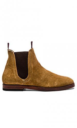 Обувь tamper H by Hudson. Цвет: цвет загара