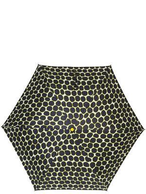 Зонт Labbra. Цвет: черный, белый, желтый
