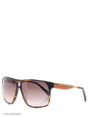 Очки солнцезащитные RY 508S 02 Replay. Цвет: коричневый