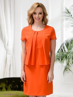Платье Neohit. Цвет: оранжевый
