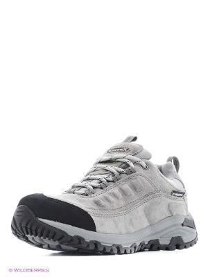 Ботинки EDITEX. Цвет: серый