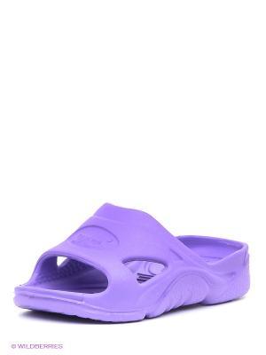 Шлепанцы Дюна. Цвет: сиреневый, фиолетовый