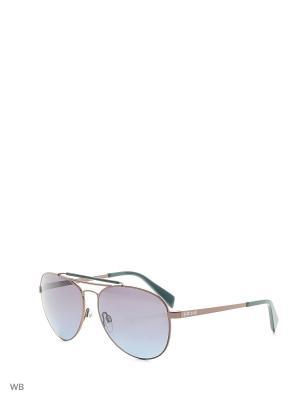 Солнцезащитные очки JC 574S 37P Just Cavalli. Цвет: коричневый, зеленый