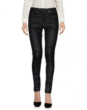 Повседневные брюки FRENCH CONNECTION. Цвет: черный