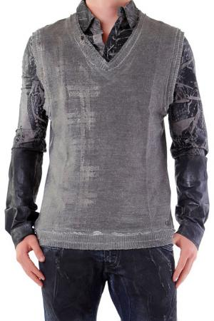 Vest Absolut Joy. Цвет: gray