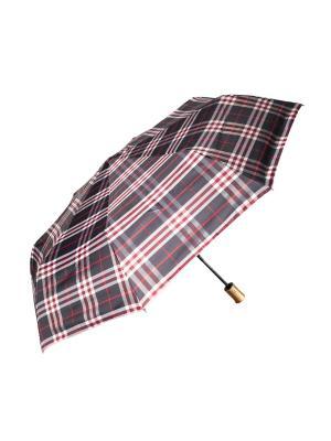 Зонт Mitya Veselkov. Цвет: черный, красный
