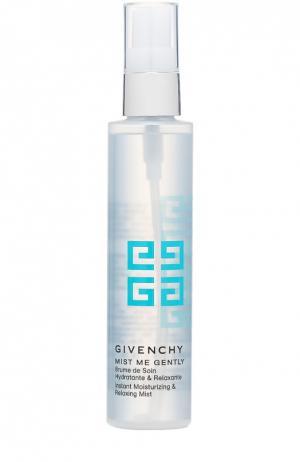 Увлажняющий спрей для лица Mist Me Gently Givenchy. Цвет: бесцветный