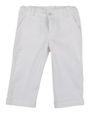 Повседневные брюки U+É. Цвет: белый