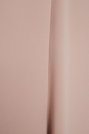 Однотонное платье Alexander Terekhov. Цвет: бежевый