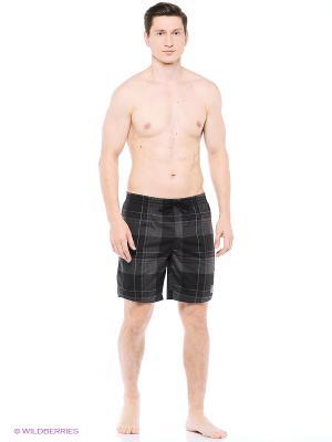Шорты для пляжа и повседневной носки Speedo. Цвет: черный