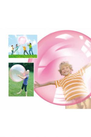 Мяч-жвачка «ваббл баббл бол» BRADEX. Цвет: розовый