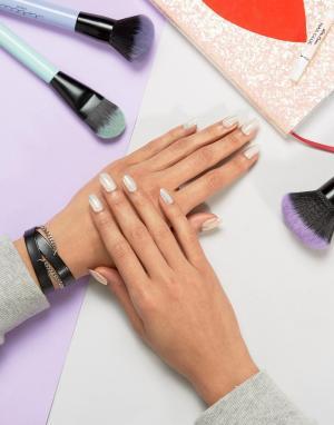 Lime Crime Накладные ногти хроматической расцветки. Цвет: розовый