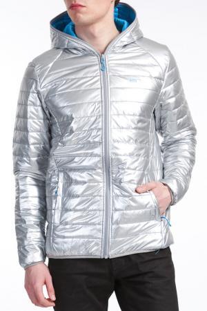 Куртка 2117 OF SWEDEN. Цвет: серебряный