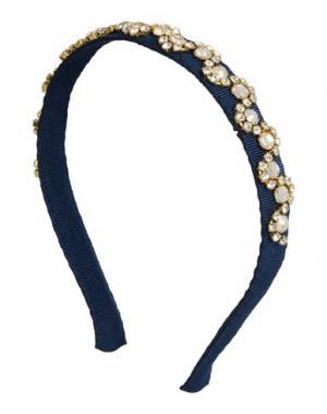 Аксессуар для волос NOEMI B.. Цвет: темно-синий