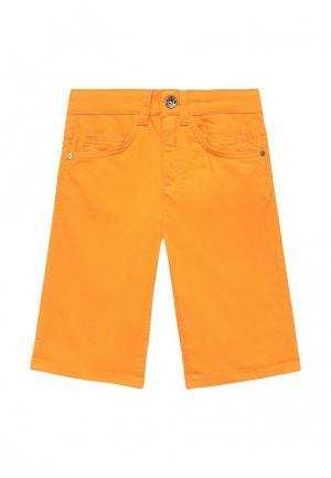 Шорты Modis. Цвет: оранжевый
